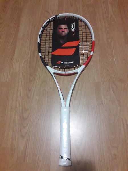 Raqueta tenis babolat pure strike 100(a estrenar)