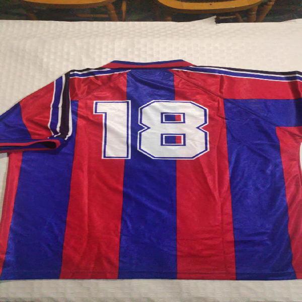 Camiseta kappa fc barcelona recopa 1996-97