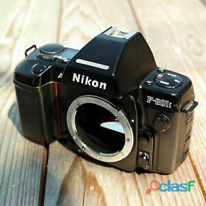 Cuerpo cámara Nikon F801s