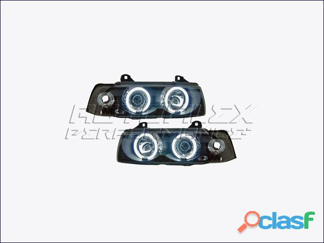 Faros Ojos Angel Eyes BMW E36