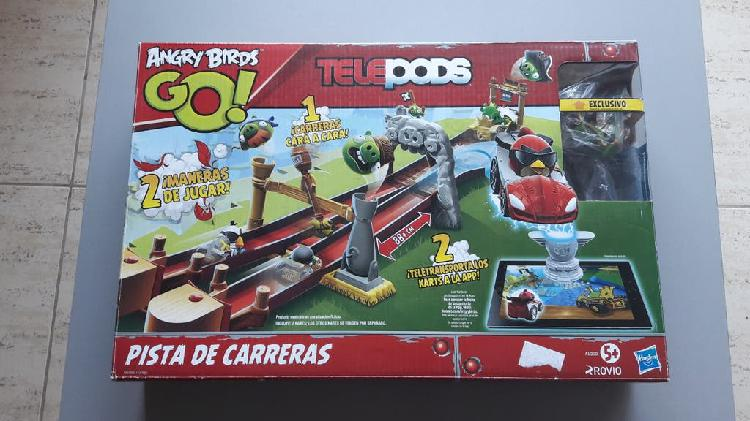 Angry birds go + angry birds star destroyer