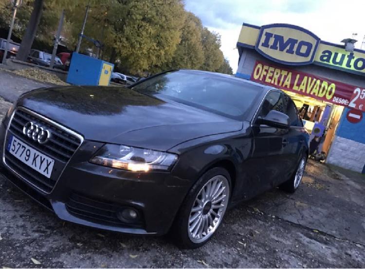 Audi a4 sline alta gama 2009