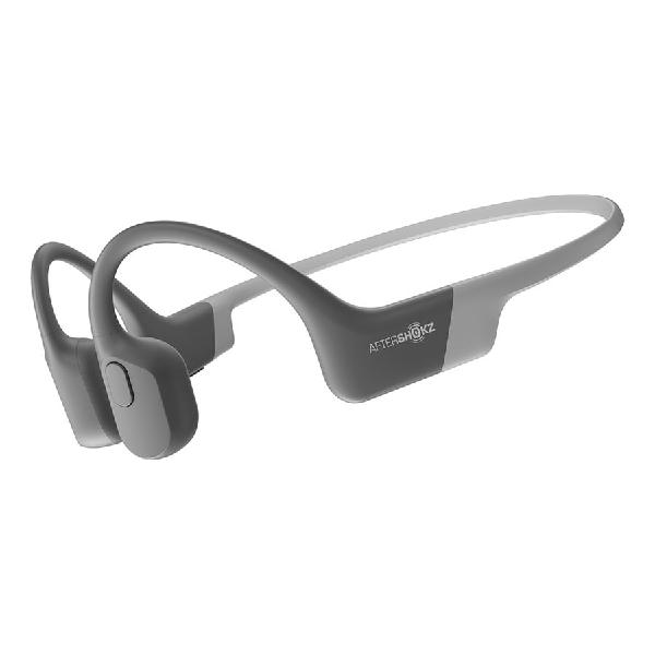 Auriculares AfterShokz Aeropex gris