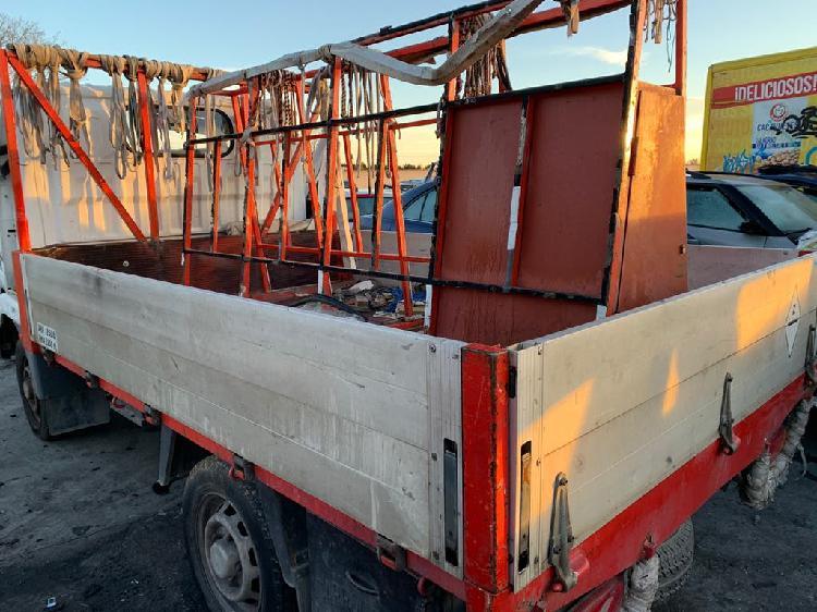 Caja camion pequeño