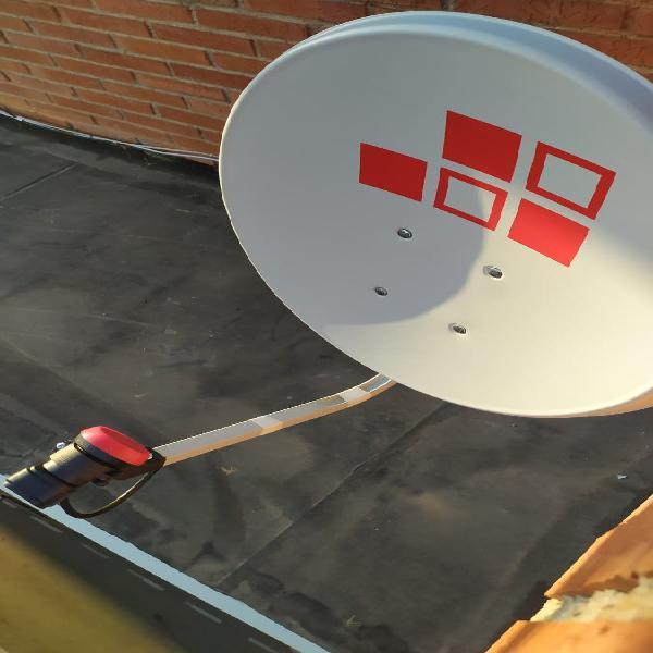 Instalamos antenas parabólicas