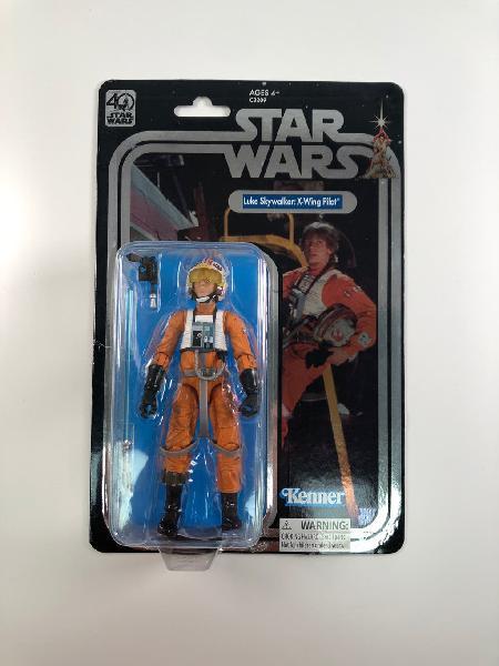 Luke skywalker x-wing pilot swco 2017 star wars