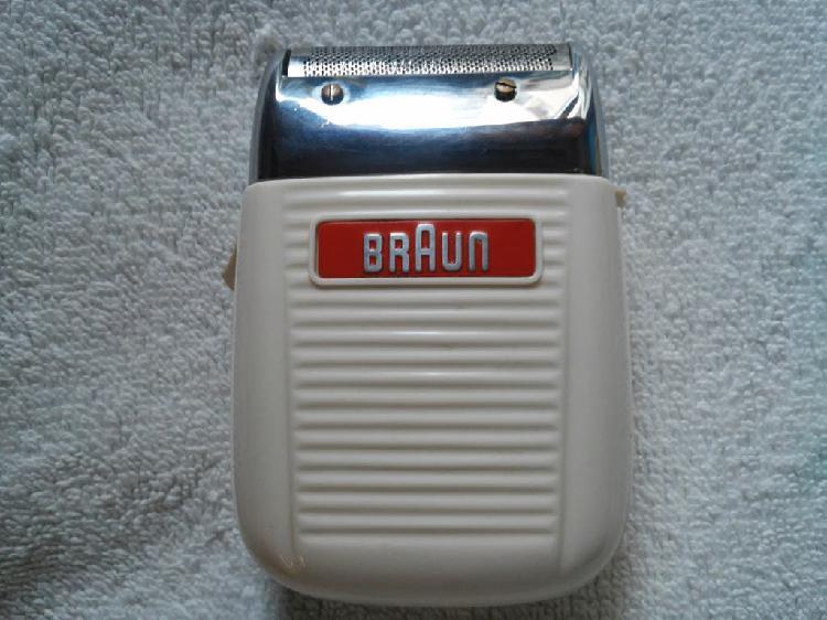 Maquina de afeitar braun 300 special
