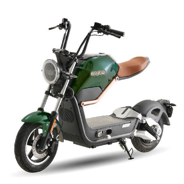 Moto electrica sunra miku max