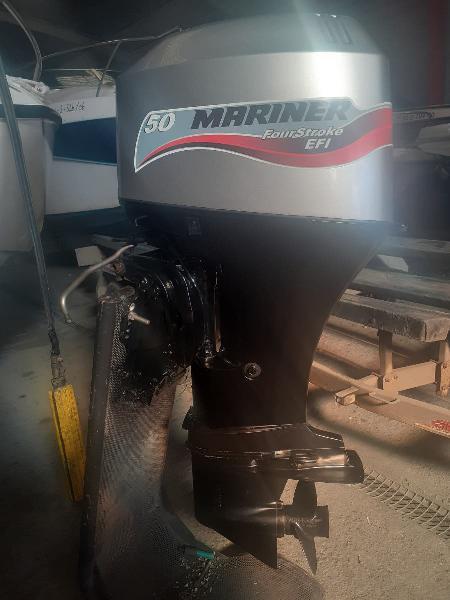 Motor fueraborda mercury 50 cv