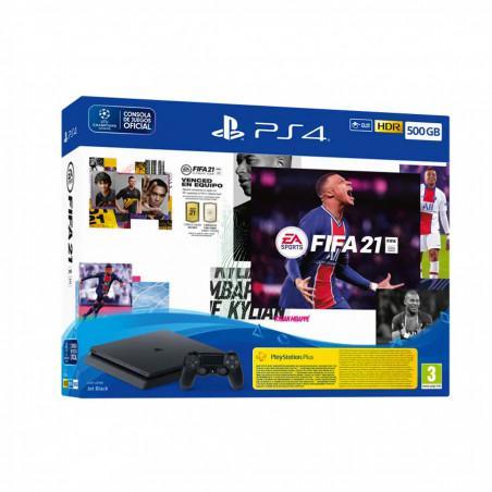 Playstation 4 500gb + fifa 21