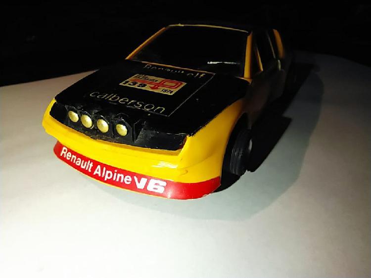 Scalextric alpine renault a310