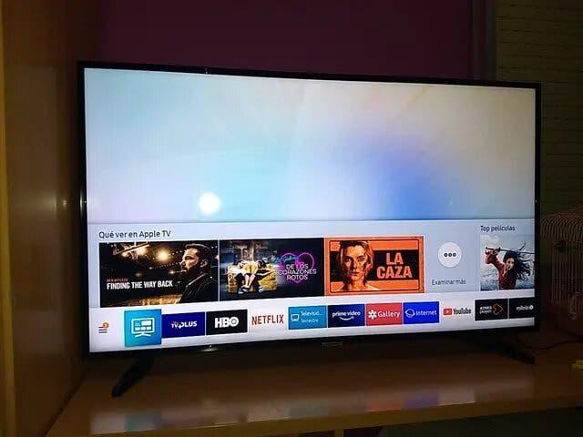 Smart tv 4k samsung 43 pulgadas