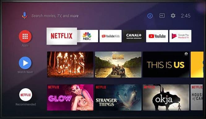 Tens una tv smart tv o android tv, contacte!