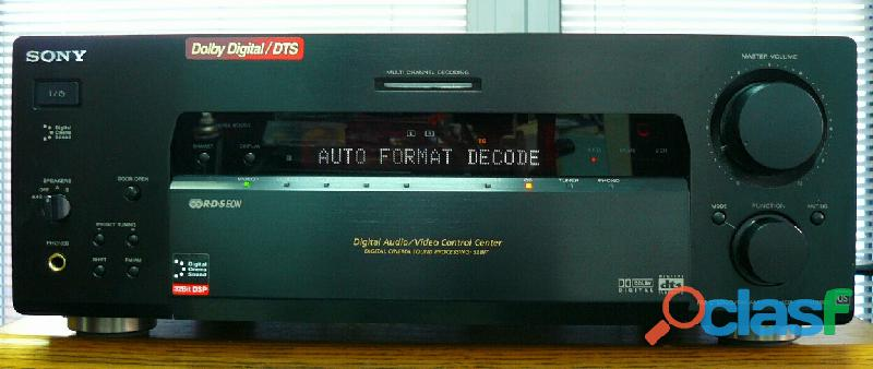 HOME CINEMA SONY DTR DB830 1.500W