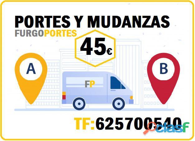 [Mozos para minimudanzas] Alcorcón ¿6257=00540+r