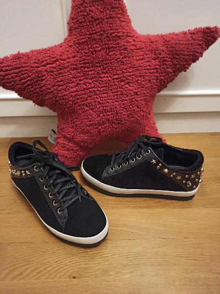 Zapatillas piel stephen allen t. 39