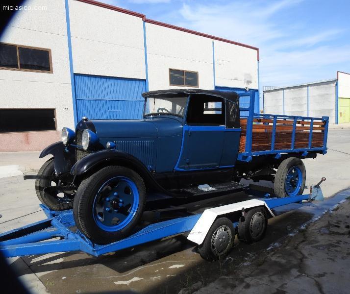 Ford aa gran truck