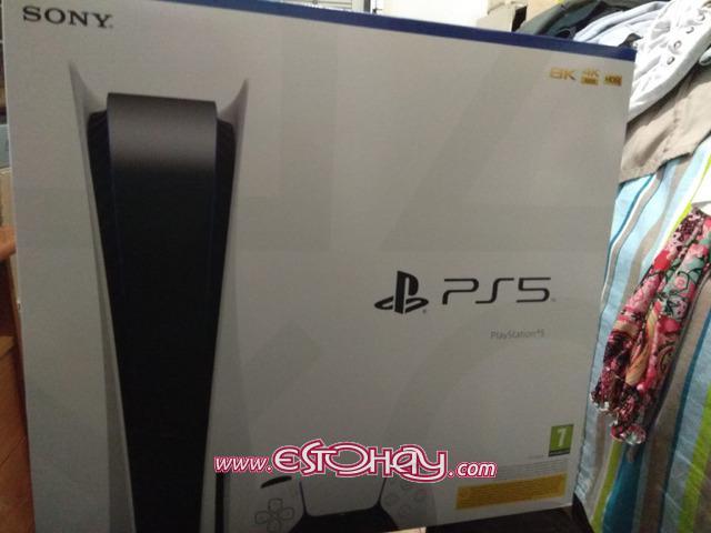 Playstation 5 nueva