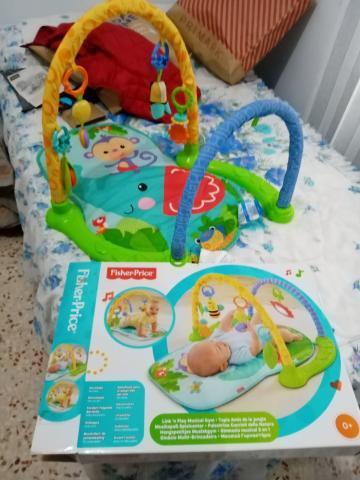 Se vende juego gimnasio para el bebe