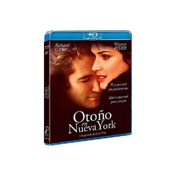 Otoño en nueva york (blu-ray) (autumn in new york)