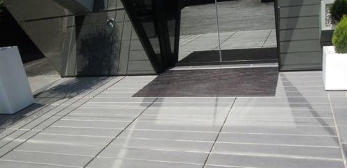 Porcelanico suelo antideslizante rectificado kursaal slate