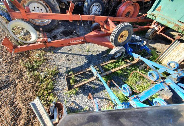Venta de Carro cosechadora Laverda 4,20 en Segovia