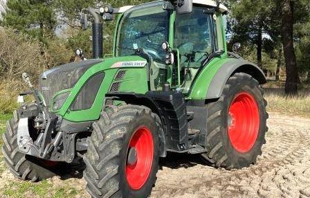 Venta de Tractor Fendt POWER 514 en Segovia
