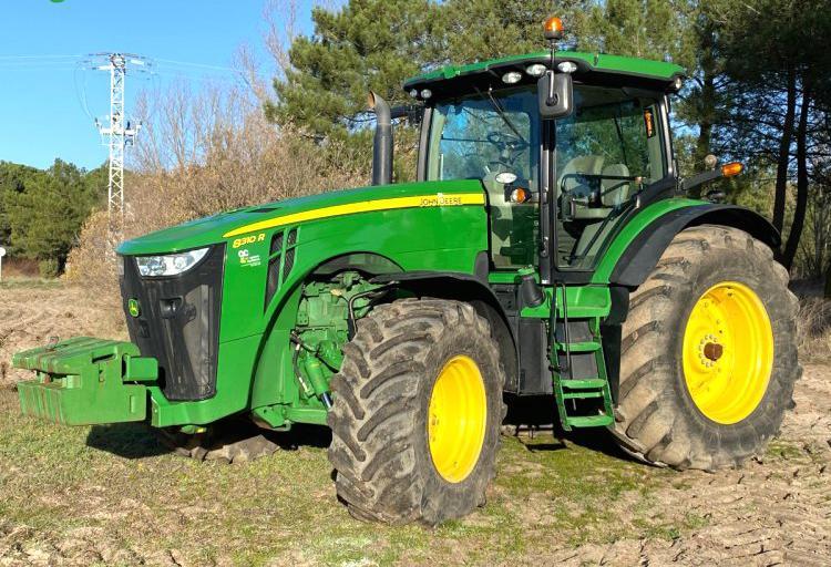 Venta de Tractor John Deere 8310R en Segovia