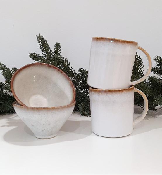 Conjunto de cerámica