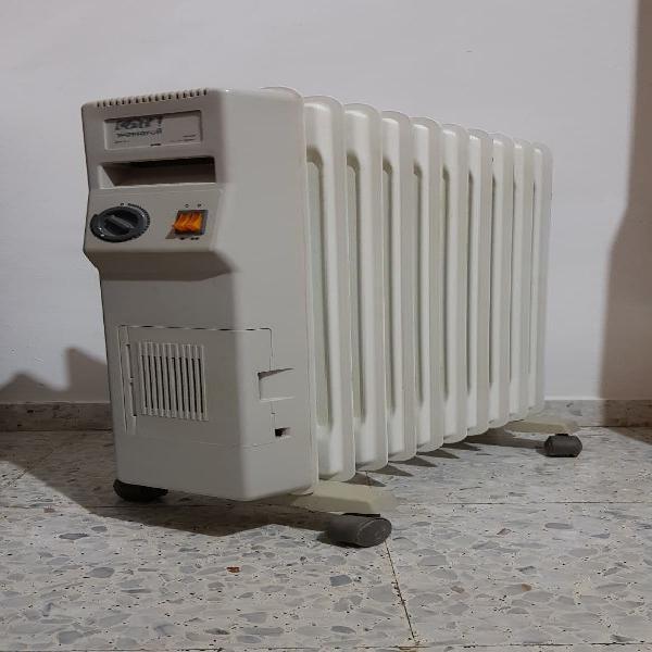 Radiador eléctrico portátil