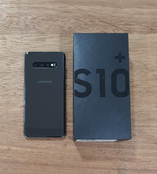 Samsung s10+ 128gb negro