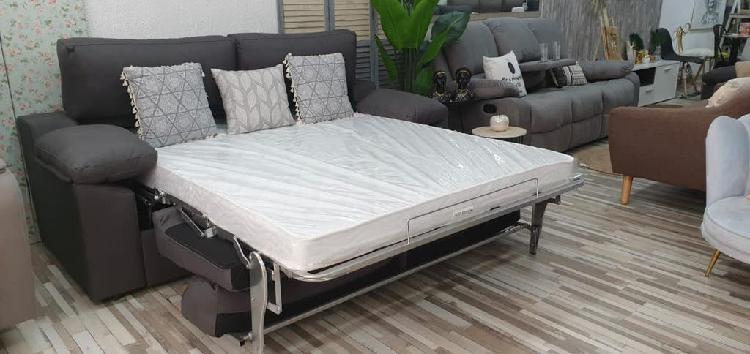 Sofá cama nuevo sistema italiano desde 55€ mensual