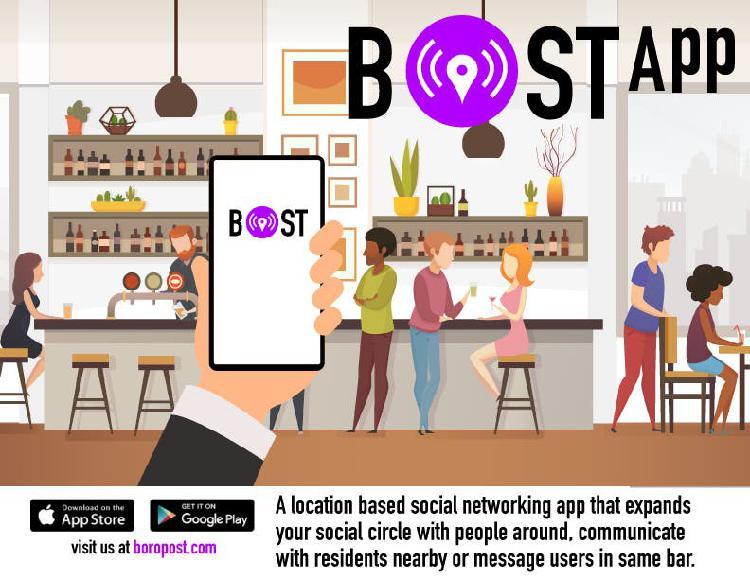 App para una comunicación segura durante covid