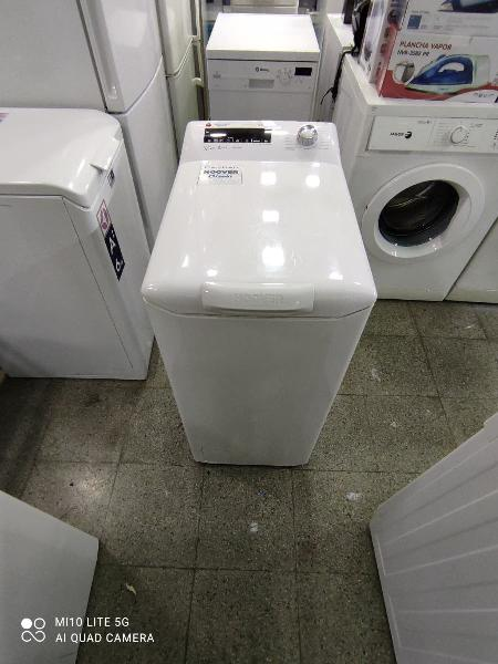 Lavadora carga superior hoover otsein a+++ 6kg
