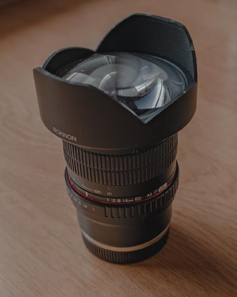 14mm f2.8 full frame ultra-wide angle
