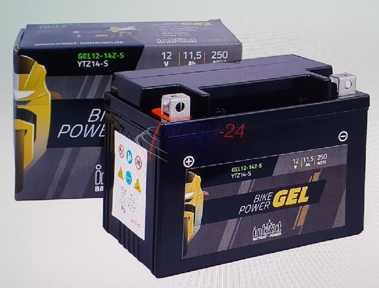 Bateria gel ytz14-s