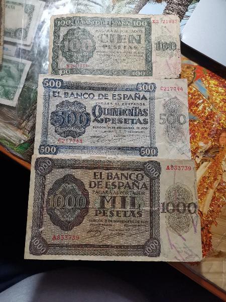 Billetes 1936