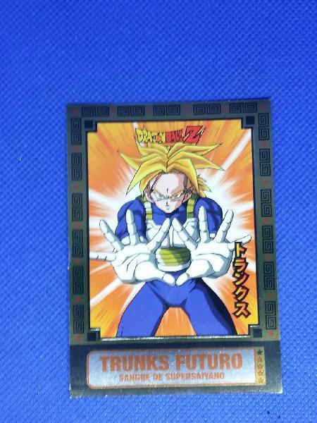 Dragon ball z trading card fusion carta numero 30