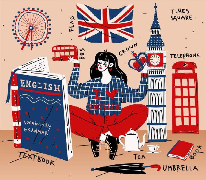 Educación infantil, b1 y b2 de inglés