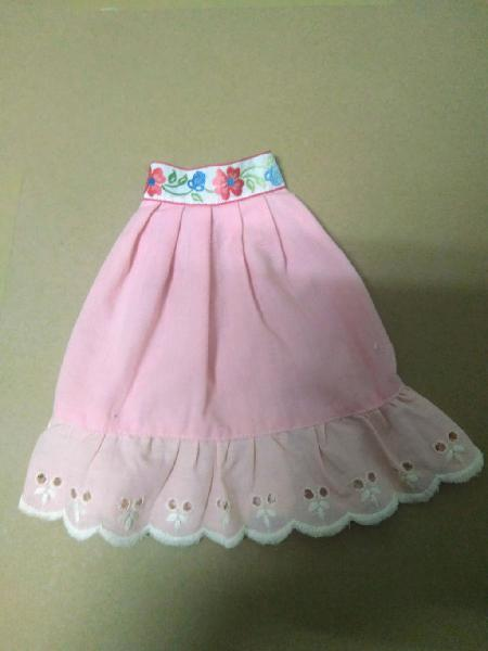 Falda rosa nancy ref. 80002 de famosa