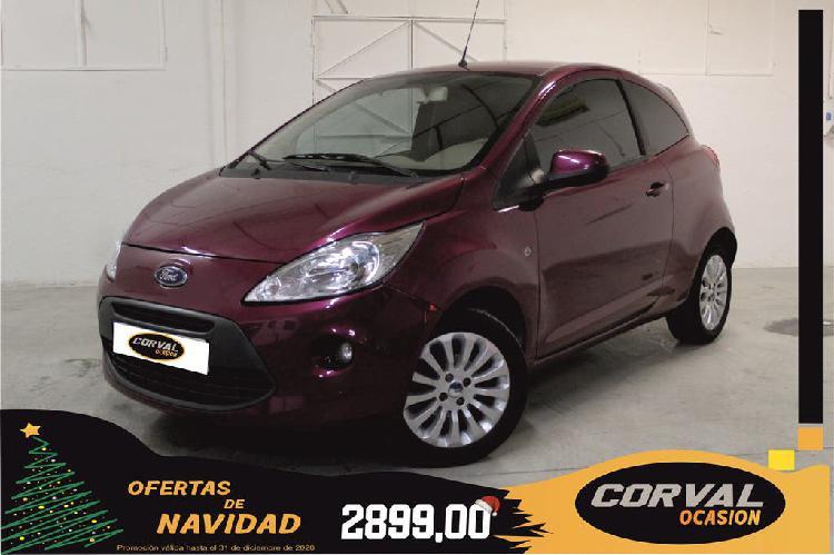 Ford ka 2009 garantia y transferencia incluidos