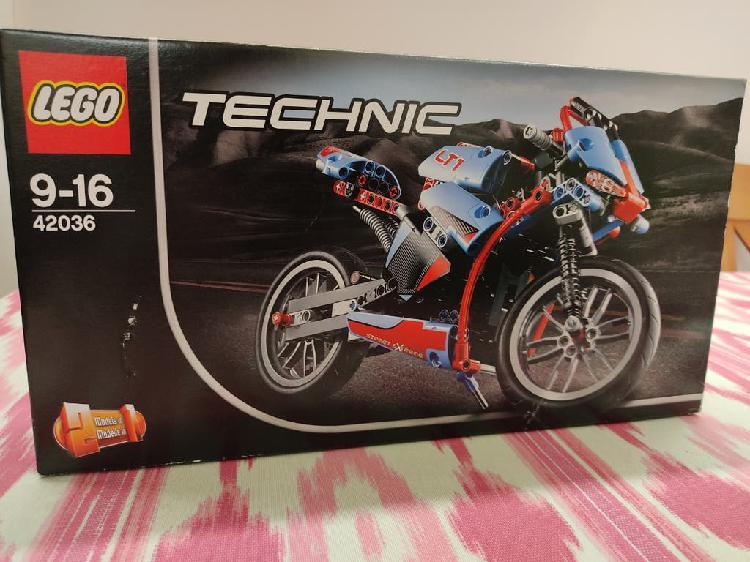 Lego technic 42036 street motorcycle 2 in 1