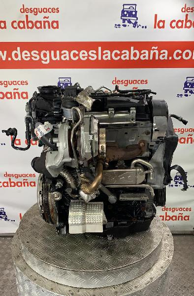 Motor seat ibiza 2.0 tdi 143cv cfhd