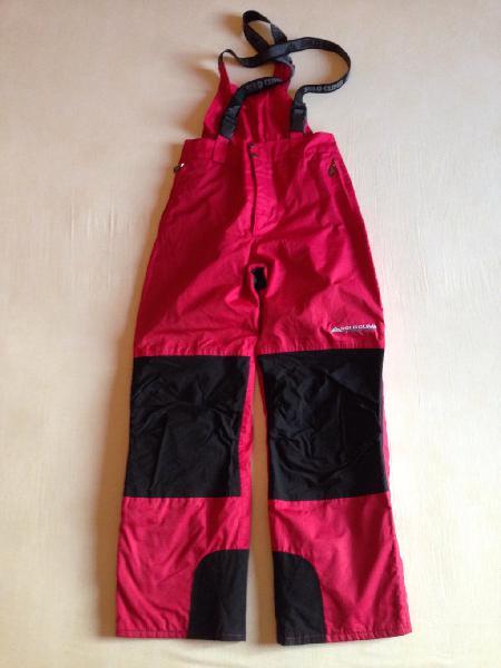 Pantalón soloclimb de esquí y montaña