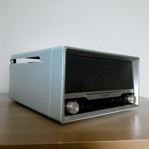 Reproductor música (cd, radio, usb y tocadiscos)