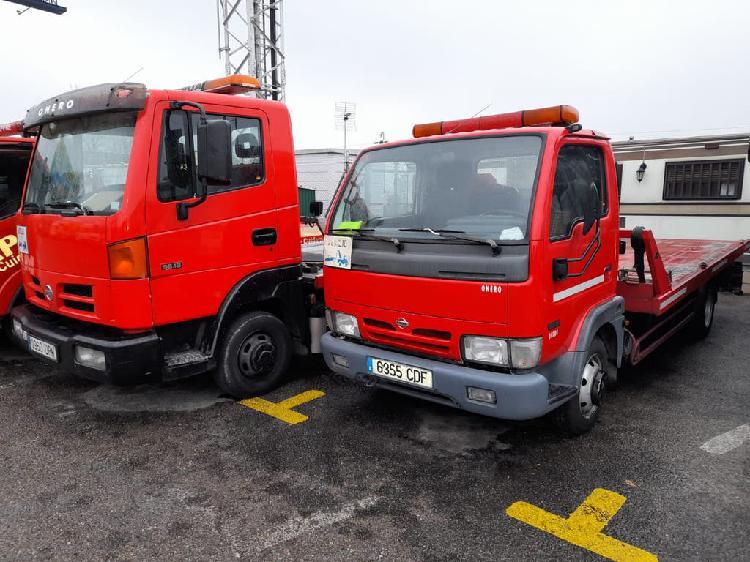 Transporte de vehículos tel. 673 17 27 85