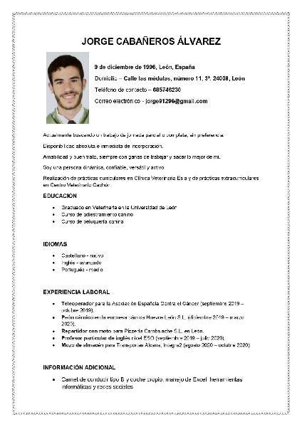 Veterinario recién graduado
