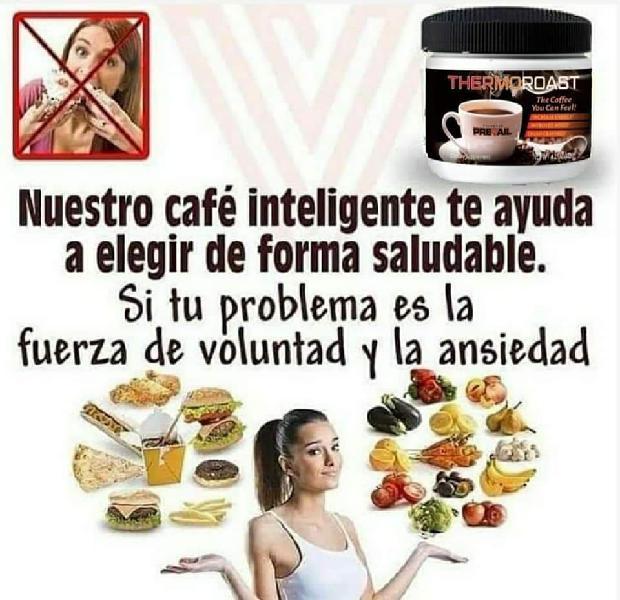 Pierde peso con nuestro café o chocolate