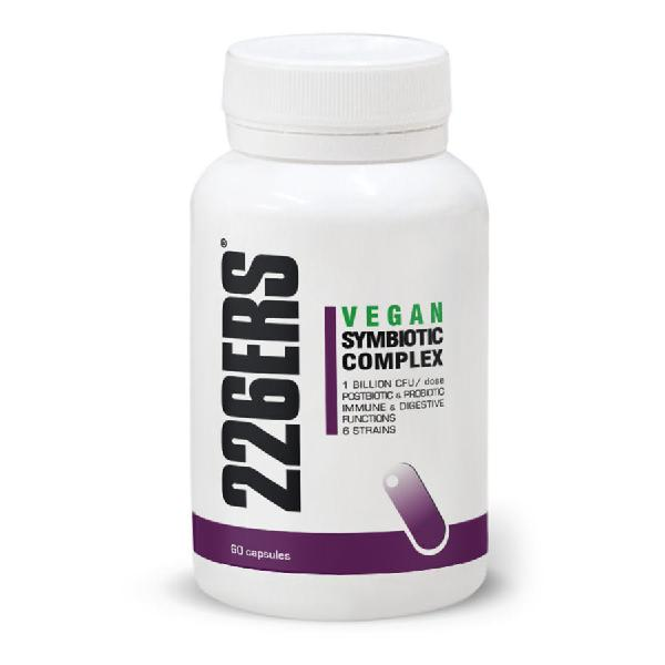 226ers vegan symbiotic complex 60 cápsulas