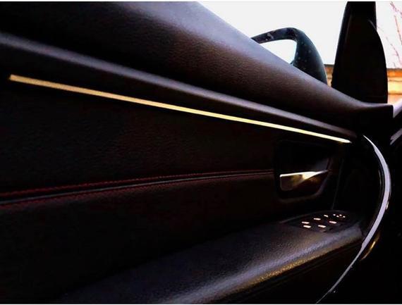 Bmw f30, f31 amplificadores de luz ambiental de la puerta